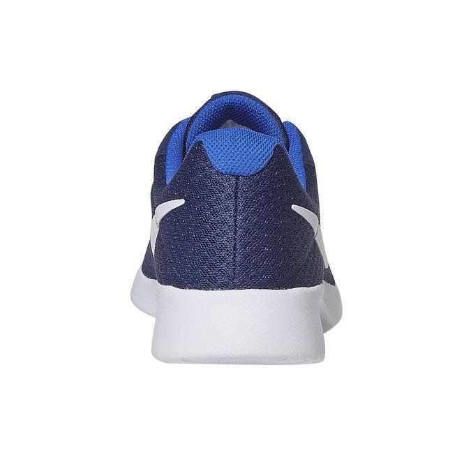 Sportliche Herren-Sneakers nike, Blau, 809-9557 - 17