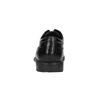 Schwarze Halbschuhe aus Leder rockport, Schwarz, 824-6106 - 17