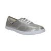 Silberne Damen-Sneakers tomy-takkies, Silber , 519-1690 - 13