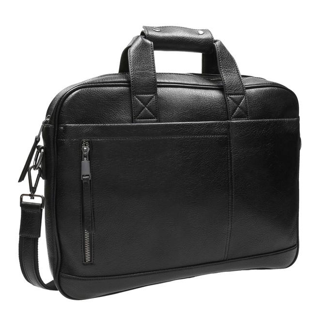 Tasche mit abnehmbarem Gurt bata, Schwarz, 961-6269 - 13