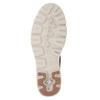 Knöchelschuhe aus Leder weinbrenner, Braun, 596-4334 - 17