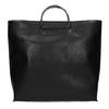 Damenhandtasche mit Metallhenkeln, Schwarz, 961-6789 - 26