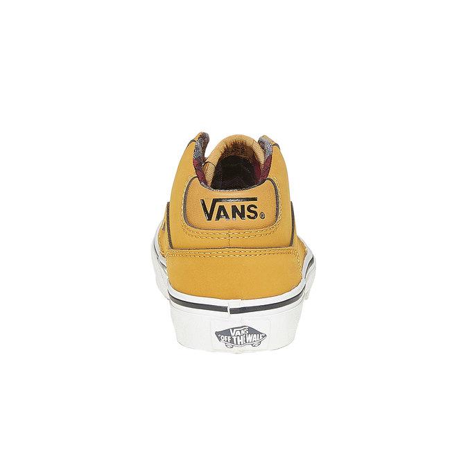 Kinder-Sneakers von Vans vans, Gelb, 401-8235 - 17
