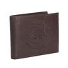 Herren-Geldbörse aus Leder bata, Braun, 944-4171 - 13