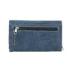 Blaue Damen-Geldbörse, Blau, 941-9153 - 19