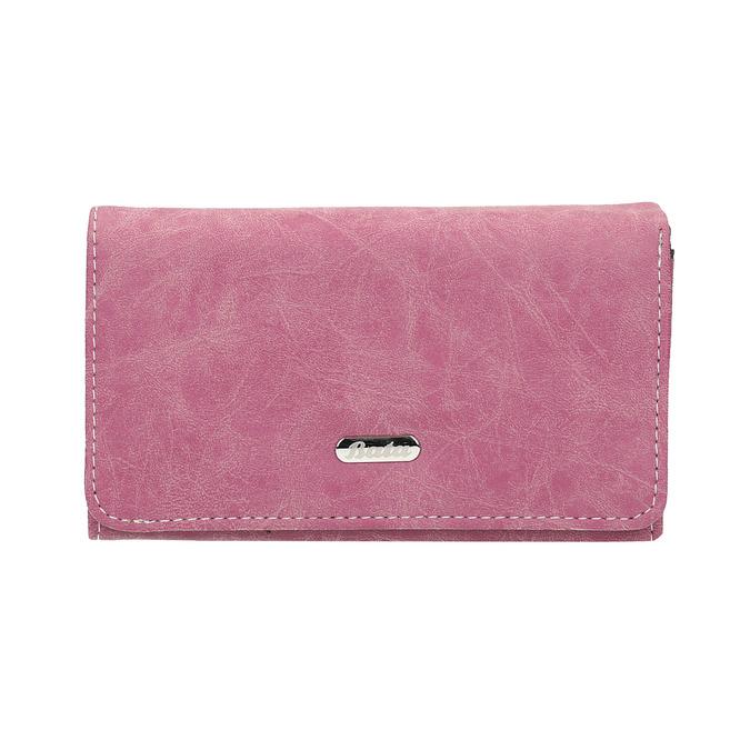 Stilvolle Damen-Geldbörse, Rosa, 941-5153 - 26