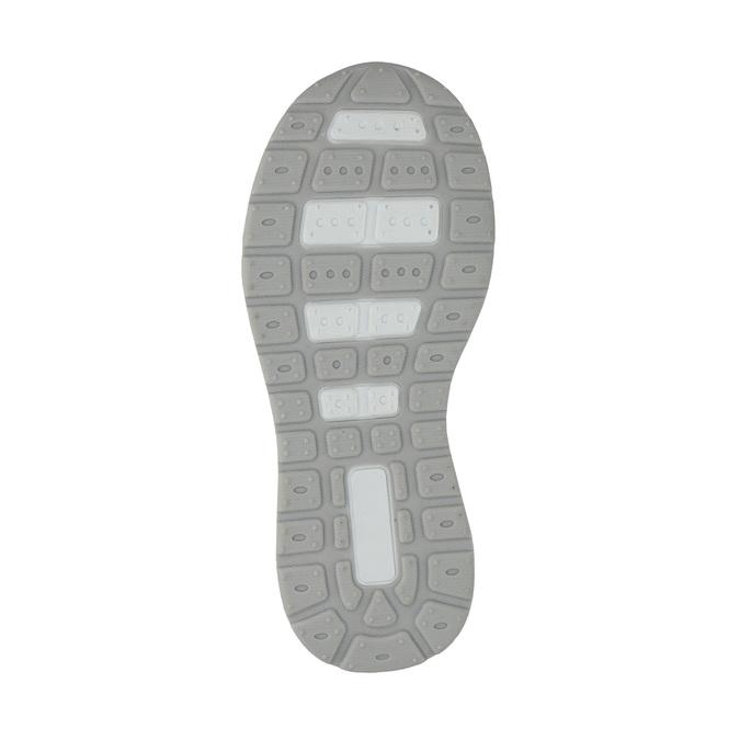 Mädchen-Sneakers mit Glitter mini-b, Grau, 221-2603 - 26