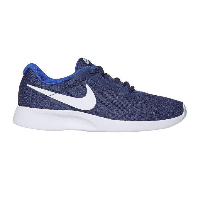 Sportliche Herren-Sneakers nike, Blau, 809-9557 - 15