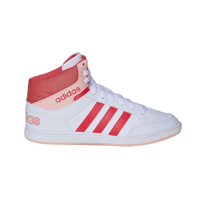 Knöchelhohe Mädchen-Sneakers adidas, Weiss, 401-5253 - 15