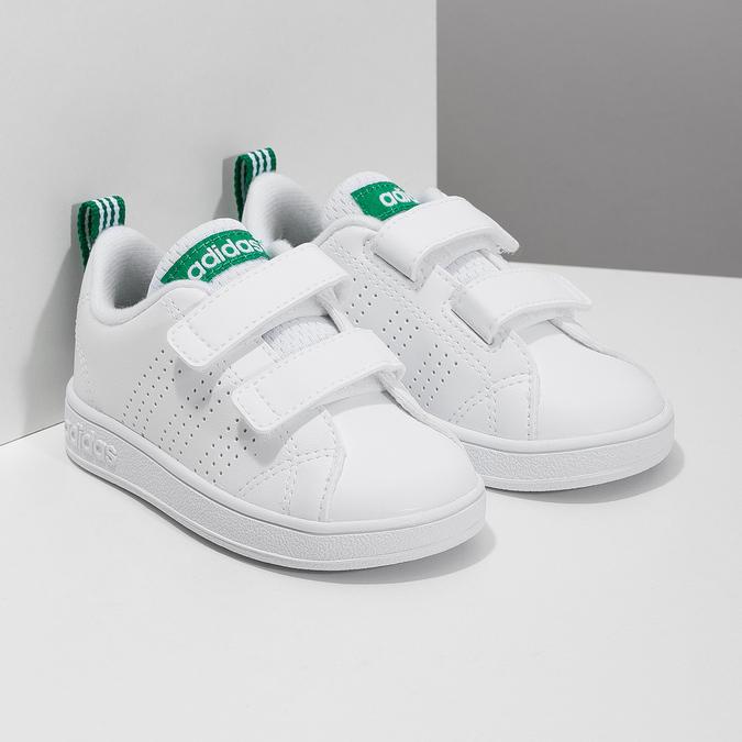 Kinder-Sneakers von Adidas adidas, Weiss, 101-1233 - 26