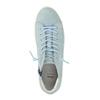 Knöchelhohe Damen-Sneakers aus Leder bata, Blau, 523-9602 - 19