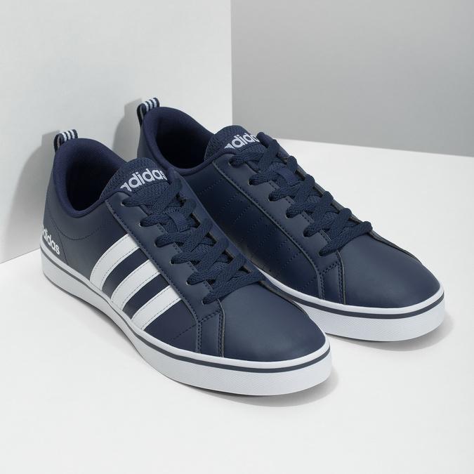 Legere Herren-Sneakers adidas, Blau, 801-9136 - 26
