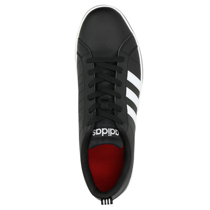 Legere Herren-Sneakers adidas, Schwarz, 801-6136 - 19
