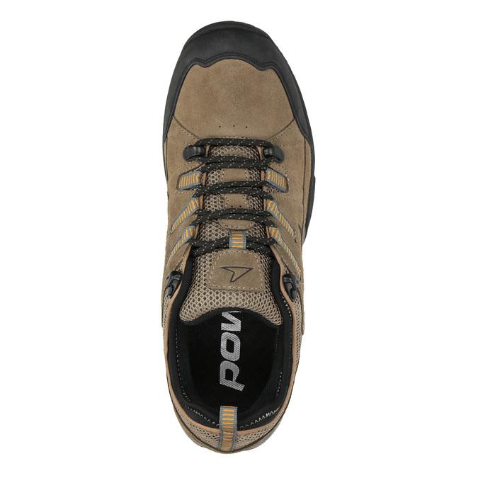 Outdoor-Schuhe aus Leder power, Braun, 803-3118 - 19