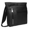 Herrentasche im Crossbody-Stil bata, Schwarz, 964-6230 - 13