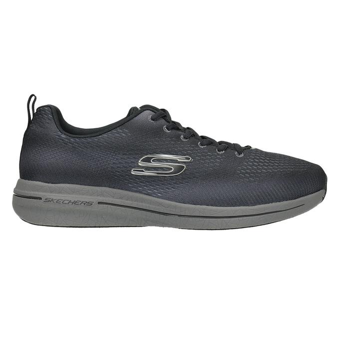 Herren-Sneakers mit Memory-Schaum skechers, Grau, 809-2141 - 15