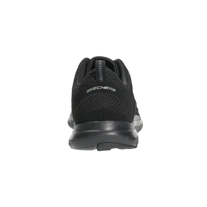 Sneakers mit Memory-Schaum skechers, Schwarz, 509-6963 - 17