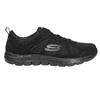 Sneakers mit Memory-Schaum skechers, Schwarz, 509-6963 - 15