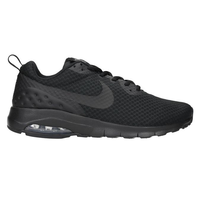 Herren-Sneakers sportlichen Stils nike, Schwarz, 809-6157 - 15