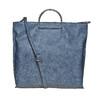 Blaue Damenhandtasche bata, Blau, 961-9327 - 26