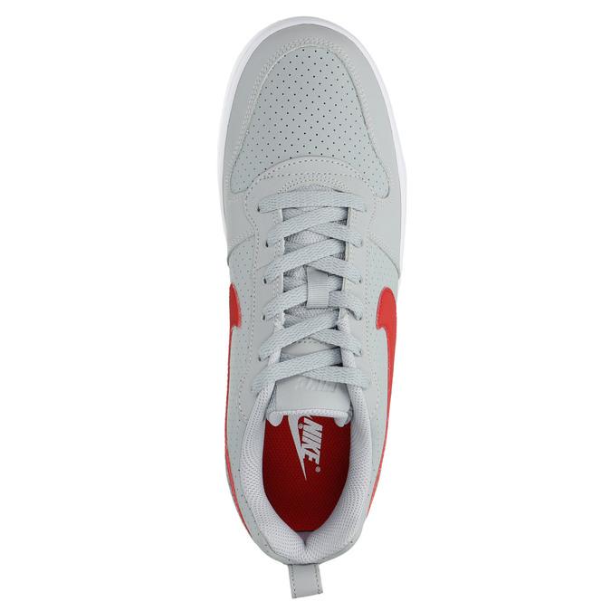 Graue Herren-Sneakers nike, Grau, 801-2333 - 19