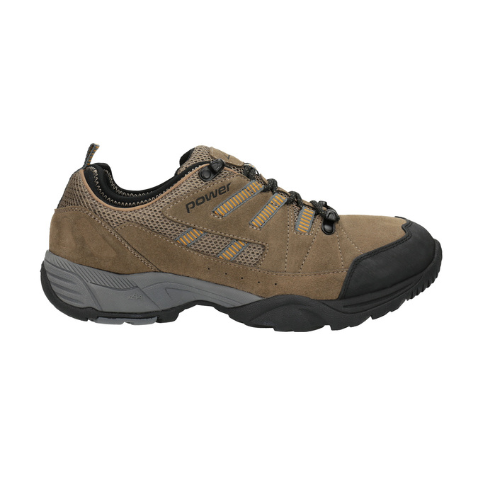 Outdoor-Schuhe aus Leder power, Braun, 803-3118 - 15