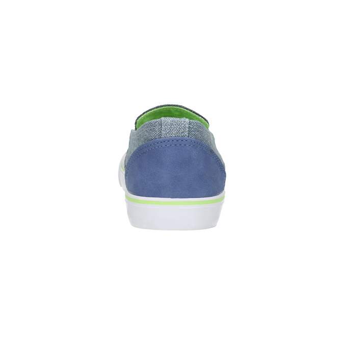 Kinder-Slip-Ons north-star-junior, Blau, 419-9612 - 17