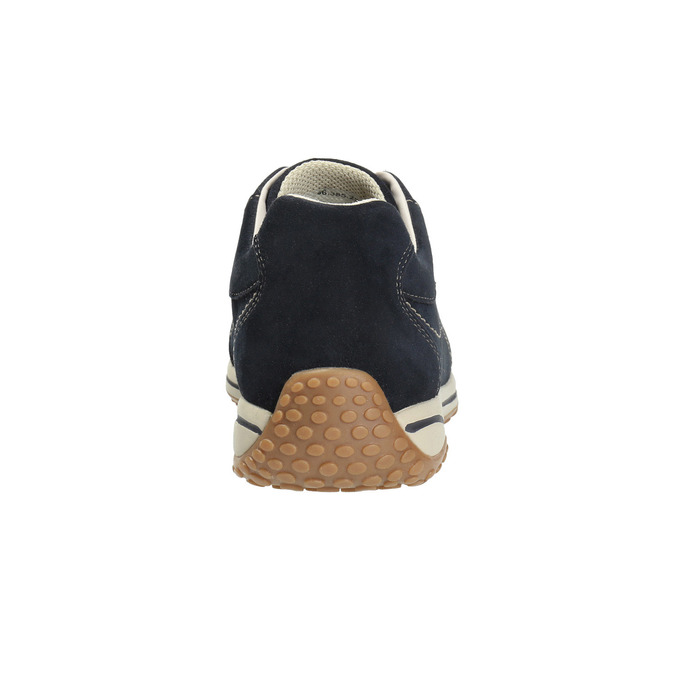 Damen-Sneakers aus Leder gabor, Blau, 626-9205 - 17