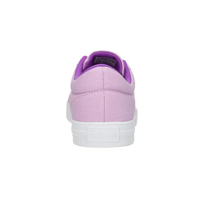 Lila Mädchen-Sneakers adidas, Rosa, 489-9119 - 17