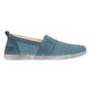 Blaue Slip-Ons weinbrenner, Blau, 513-9263 - 15