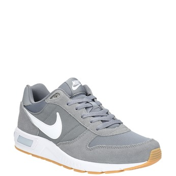 Graue Herren-Sneakers nike, Grau, 803-6152 - 13