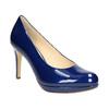 Pumps aus Lackleder hogl, Blau, 728-9400 - 13