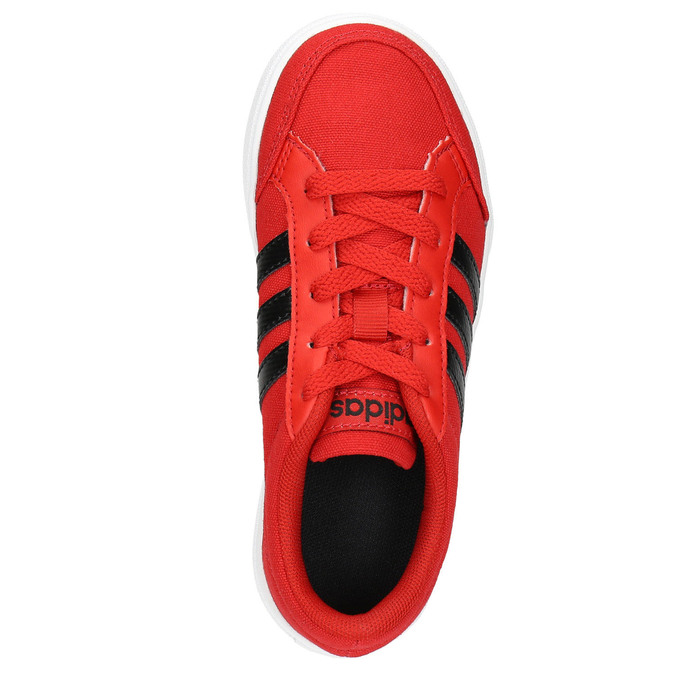 Rote Kinder-Sneakers adidas, Rot, 389-5119 - 26