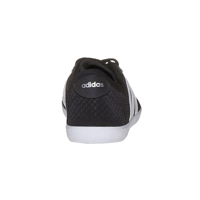 Atmungsaktive Damen-Sneakers adidas, Schwarz, 509-6489 - 17