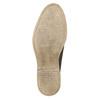 Knöchelschuhe aus Leder bata, Braun, 826-4600 - 26
