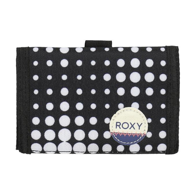 Textil-Geldbörse mit Pünktchen roxy, 969-0056 - 17