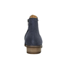 Stiefeletten aus geschliffenem Leder gabor, Blau, 613-9013 - 17