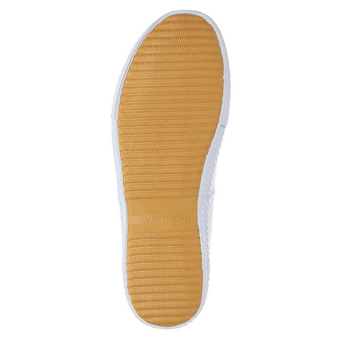 Weisse, legere Sneakers tomy-takkies, Weiss, 889-1227 - 26
