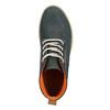 Herren Chukka Boots aus Leder weinbrenner, Blau, 846-9629 - 15