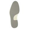 Graue Knöchelschuhe aus Leder bata, Grau, 826-2912 - 19