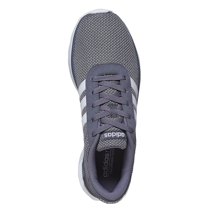 Graue Herren-Sneakers adidas, Grau, 809-2198 - 19