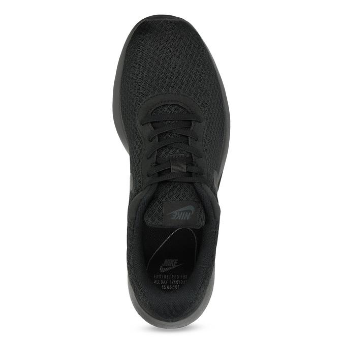 Schwarze Herren-Sneakers nike, Schwarz, 809-0557 - 17