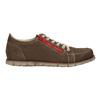 Damen-Sneakers aus Leder weinbrenner, Braun, 546-4604 - 26