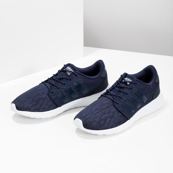 Blaue Damen-Sneakers adidas, Blau, 509-9112 - 16
