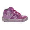 Mädchen-Sneakers aus Leder bubblegummer, Rosa, 123-5601 - 19