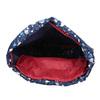 Rucksack mit farbenfrohem Muster, Blau, 969-9076 - 15