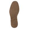 Herren-Knöchelschuhe aus Leder bata, Grau, 823-2615 - 19
