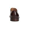 Braune Herrenhalbschuhe aus Leder bata, Braun, 826-4681 - 15
