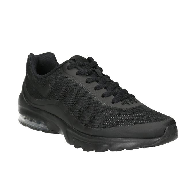 Schwarze Herren-Sneakers nike, Schwarz, 809-6184 - 13
