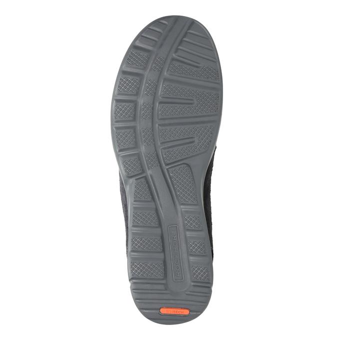 Legere Sneakers aus Leder rockport, Blau, 826-9021 - 17